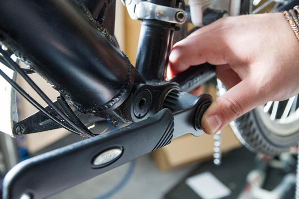 Innenlager (Tretlager) am Fahrrad ausbauen, montieren und wechseln
