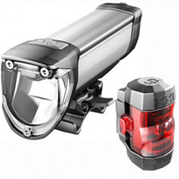 Fahrradteile wie Busch und Müller Batterie Lampensets günstigen Preisen in unserem Online Versand Shop kaufen