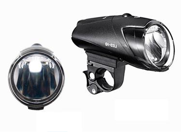 Moderne LED-Batterie-Front-Scheinwerfer sorgen für mehr Sicherheit