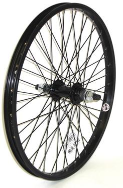 Laufräder für BMX Bikes und Dirt Bikes günstig im Kurbelix Online Shop kaufen