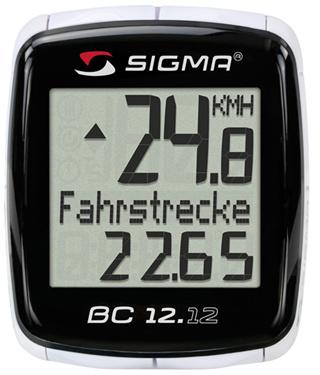 Fahrradcomputer, Tacho kabelgebunden von Sigma & Co. im Trusted Online Shop günstig kaufen
