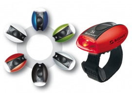 LED Batterie Fahrradrückleuchten zu günstigen Preisen in unserem Online Versand Shop kaufen