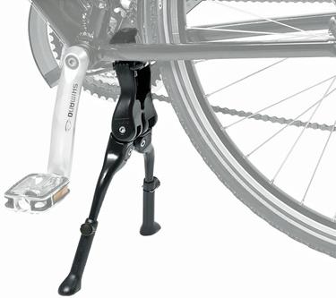 verschiedenen Arten an Fahrradständern?