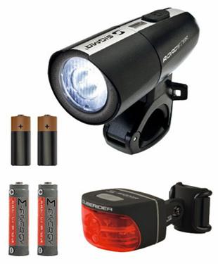Vor- und Nachteile Fahrradynamo vs. Akku-Batterie Beleuchtung