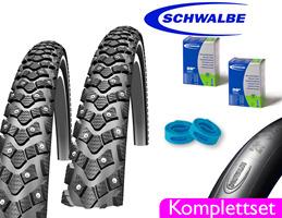 Winterreifen für Fahrräder von Schwalbe zu günstigen Preisen in unserem Online Versand Shop kaufen