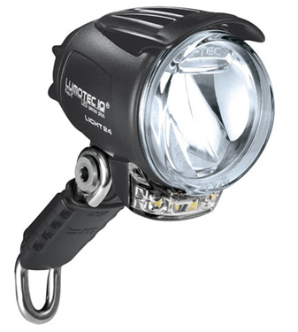 Vorschriftsmäßige Fahrradbeleuchtung nach StVZO
