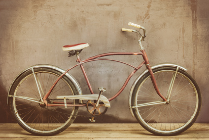 restaurieren-altes-fahrrad