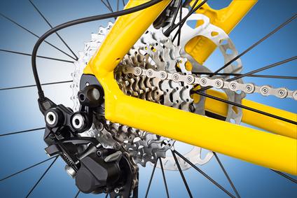 Wie hält eine Fahrradkette möglichst lange?