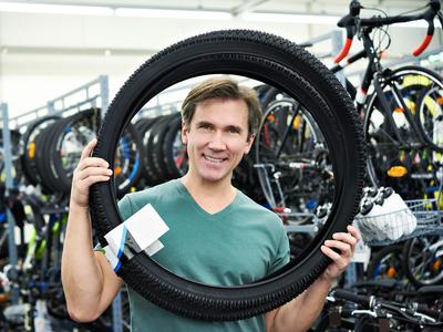Was ist der Unterschied zwischen 28 und 29 Zoll Fahrradbereifung?