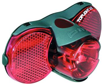 Wie wird das Rücklicht bei der Nabendynamo-Fahrradbeleuchtung ...