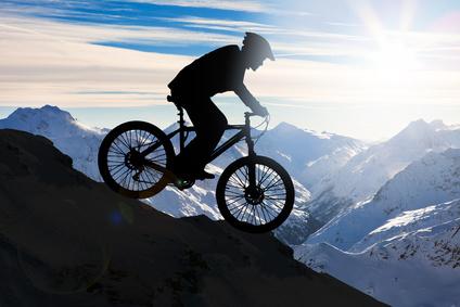 So sollten Sie Ihr Fahrrad im Winter pflegen