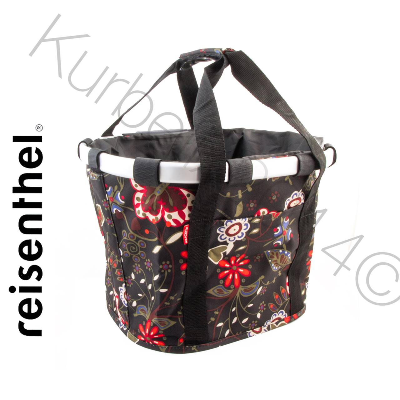 klickfix lenkertasche fahrradkorb reisenthel bikebasket g nstig kaufen. Black Bedroom Furniture Sets. Home Design Ideas