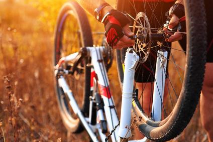 Wie schützt man sich wirkungsvoll vor Fahrradpannen?